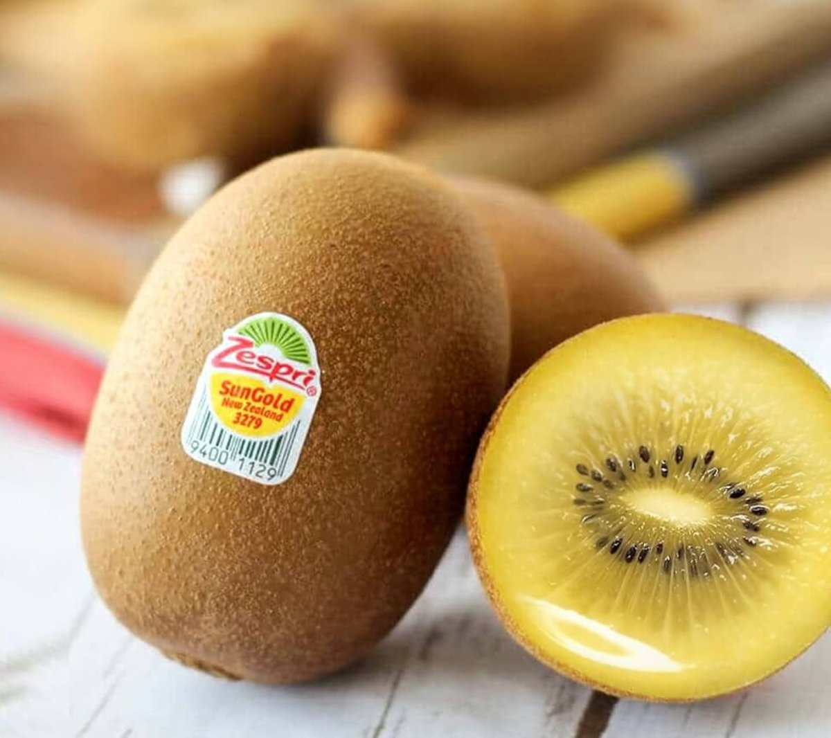 New Zealand Zespri Sun Gold Kiwifruit (6pc / 600-800g approx.)