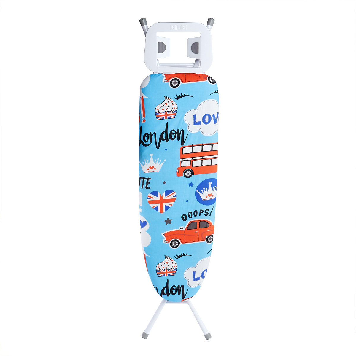 Ironing Board (Fibre) (Pattern / color random)