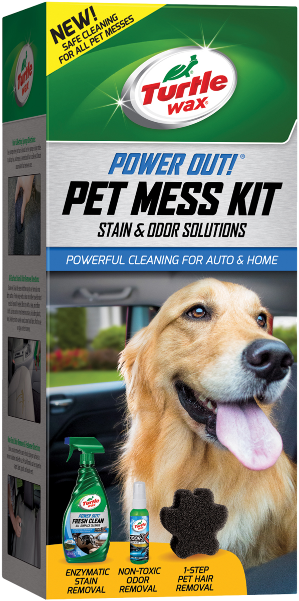 Pet Mess Kit