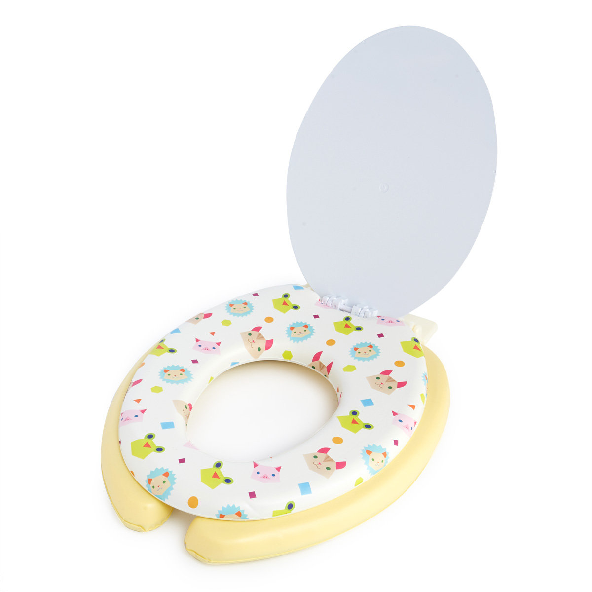 SOFT TOILET SEAT (2 IN 1) U-TYPE