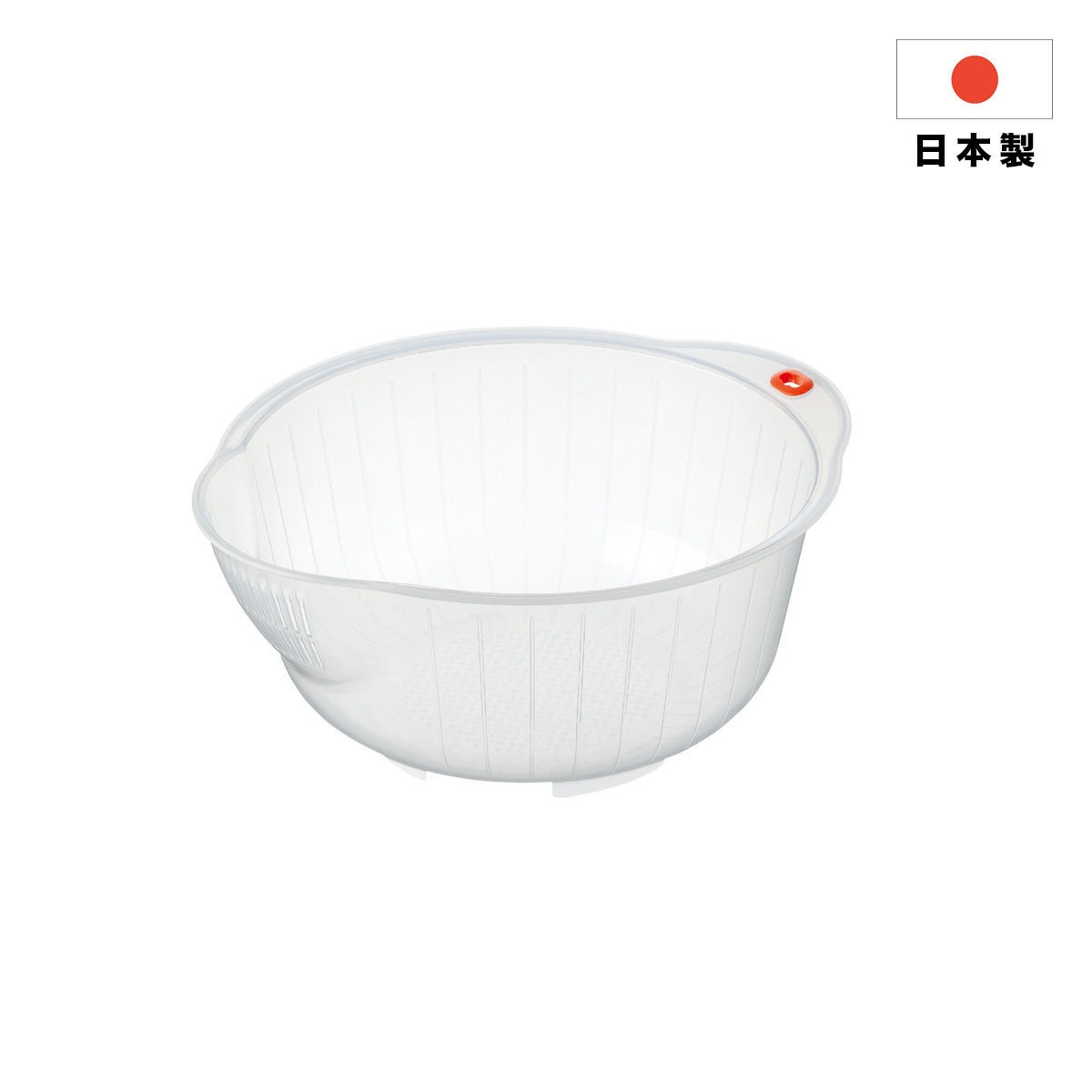 Plastic Rice Wash Bowl