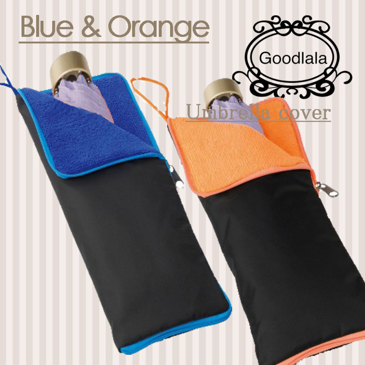 Env-Umbrella Case(Blue/Orange)_2Pcs