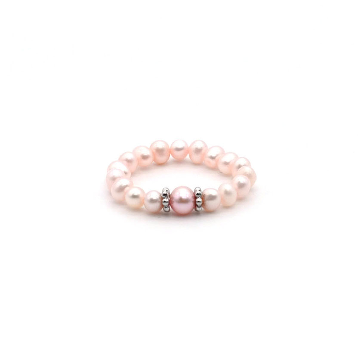 Glam Cultured fresh water pearl ring