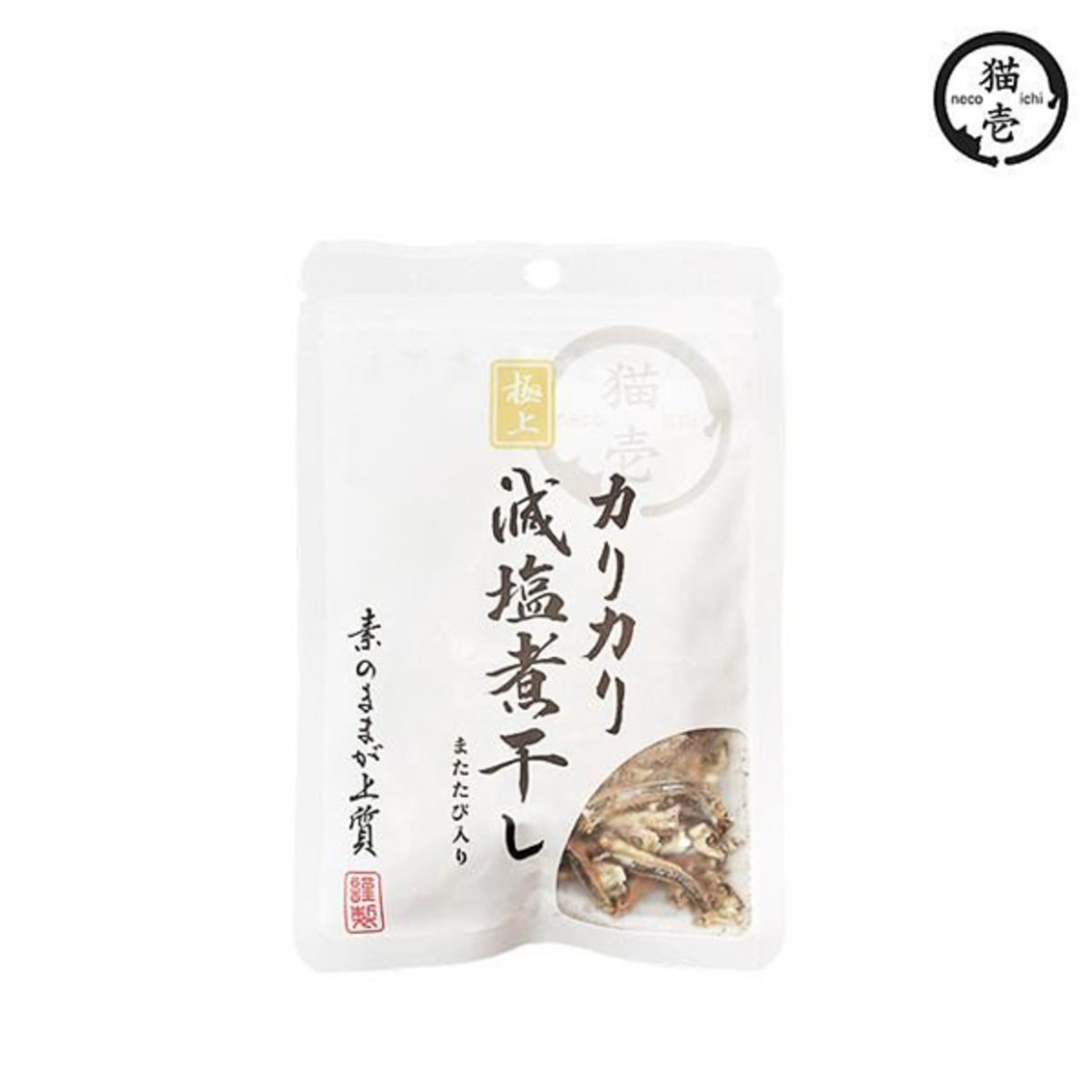 Necoichi-Salted dried fish 30g