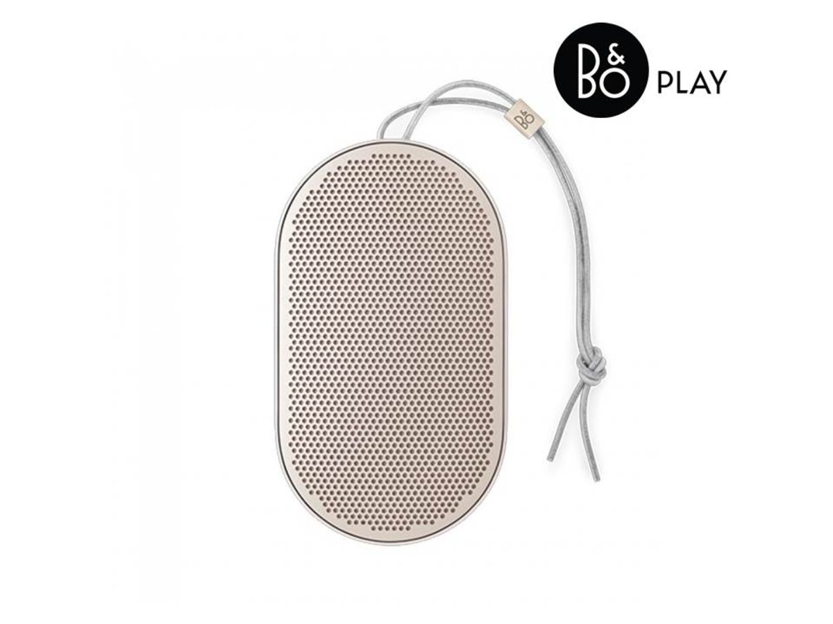 BEOPLAY P2 Personal Portable Bluetooth Speaker (Sand Stone)