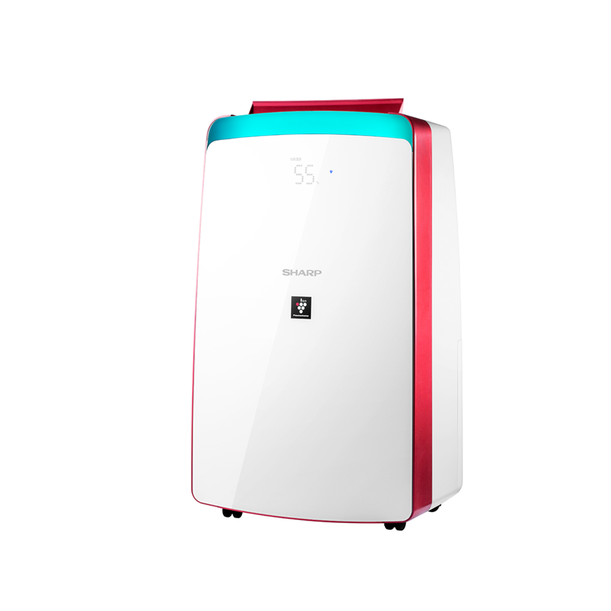 HD Plasmacluster Dehumidifier 25L (Red)
