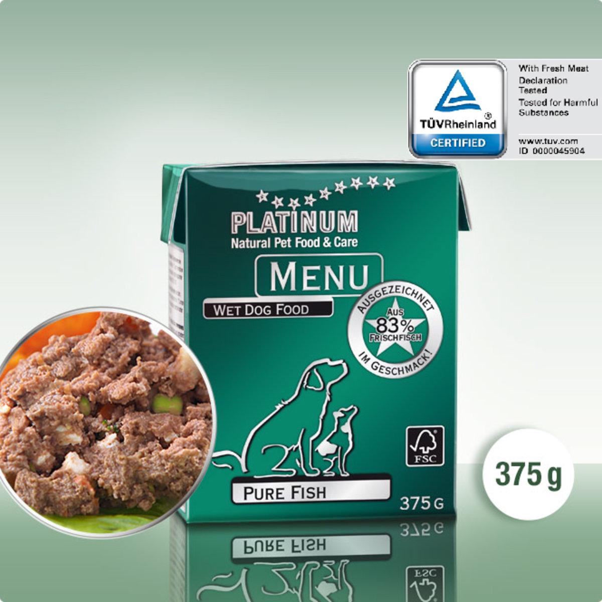 best grain free wet cat food 2020 Platinum | Platinum Grain Free Fresh Pure Fish Wet Food (12pcs