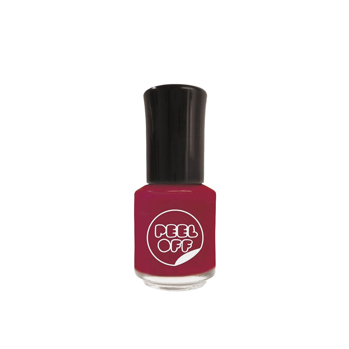 BW Peel Off Manicure (Lady Bordeaux)