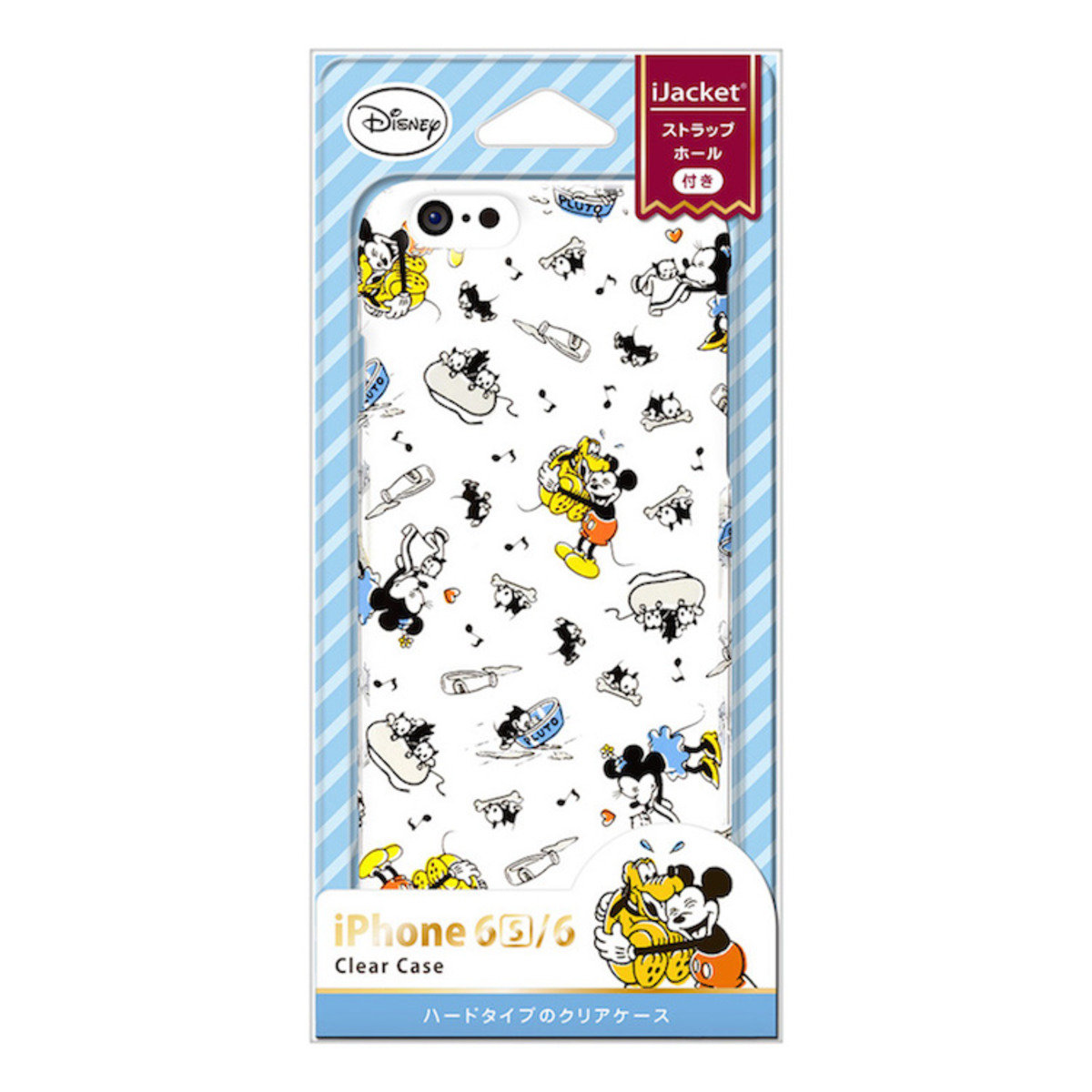 iPhone 6 / iPhone 6S Disney Mickey PC Mobile Phone Case DCS019MKY