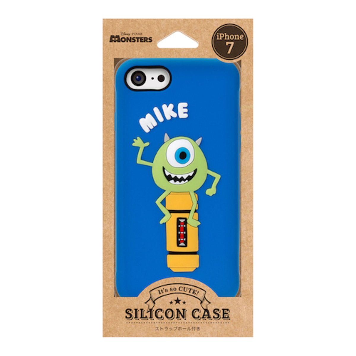 iPhone 7 / iPhone 8 Disney Mike Silicon Mobile Phone Case DCS139MOI