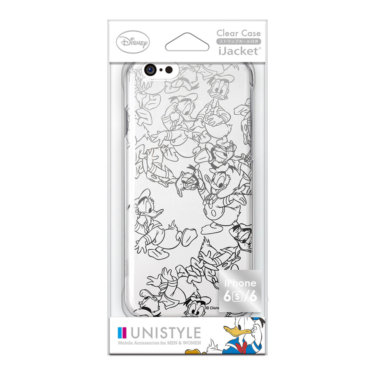 iPhone 6 / iPhone 6S Disney Donald Duck PC Mobile Phone Case DCS056DND