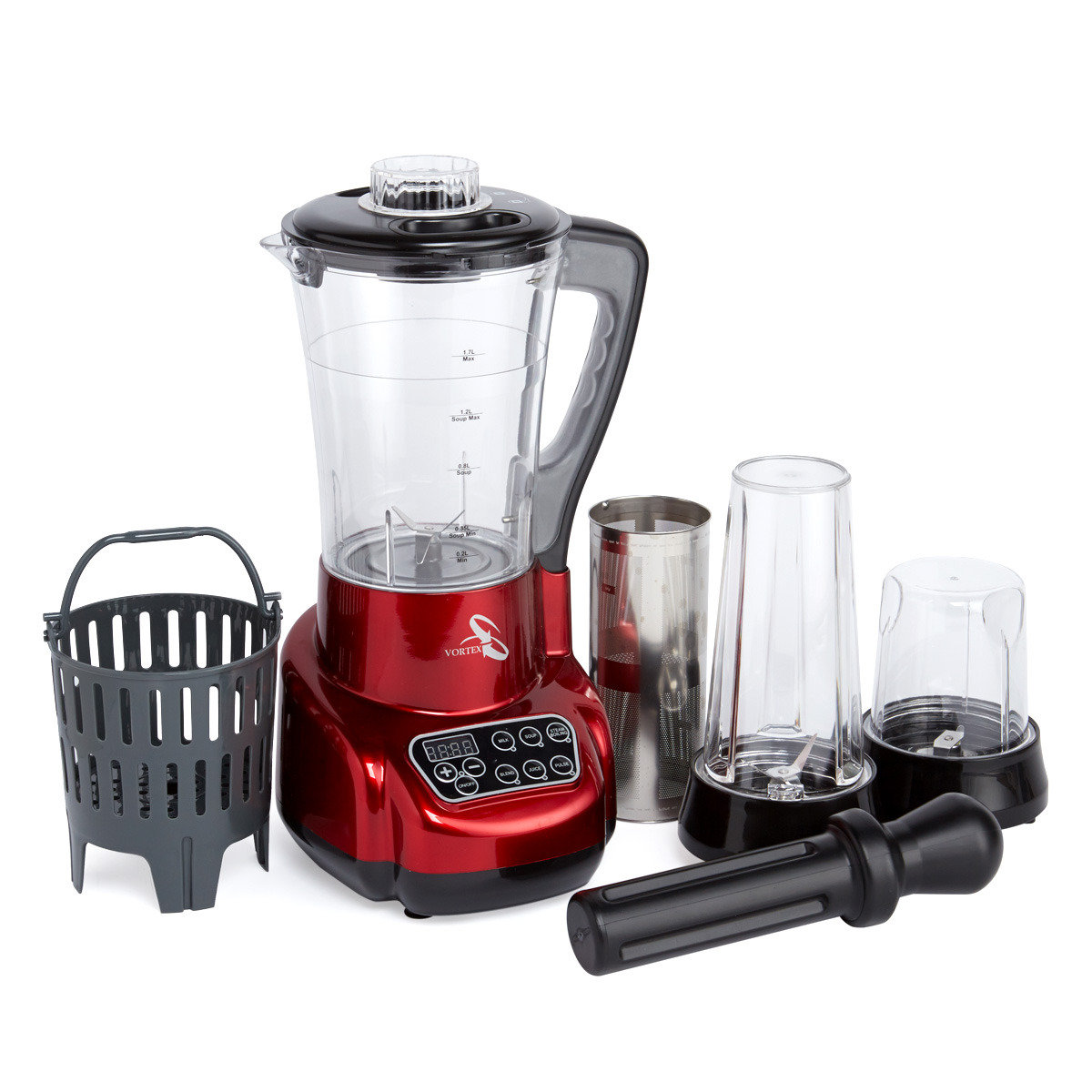 VORTEX VB-7801 Soup Maker & Food Processor