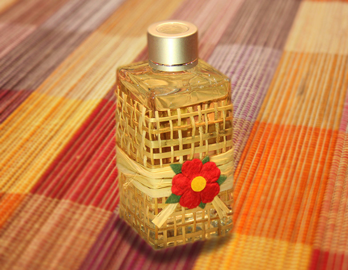 Thai Diffuser Oil (Rose Scent, 50ml)