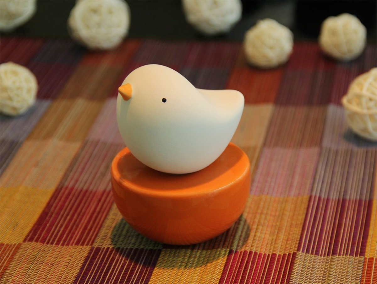 Thai Ceramic Perfume Diffuser (Chicken)