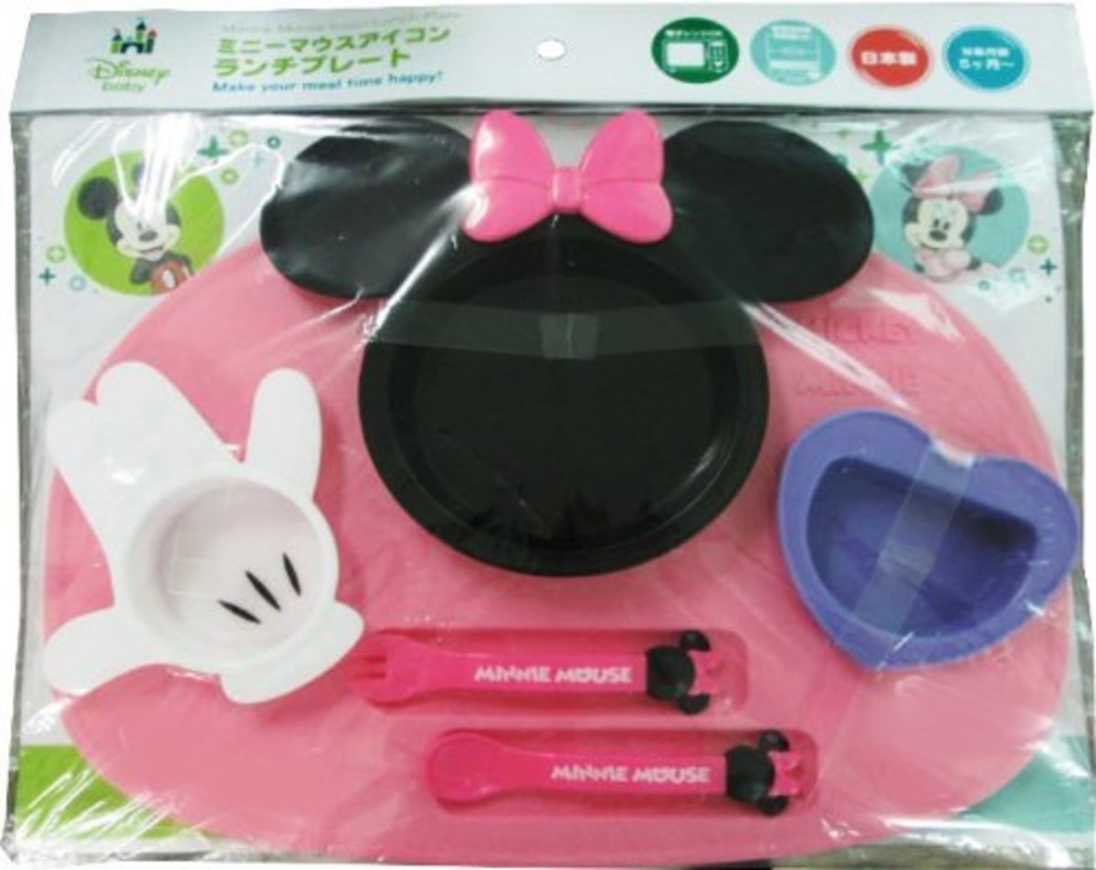 Disney Children Cutlery Set (Minnie)(307016)
