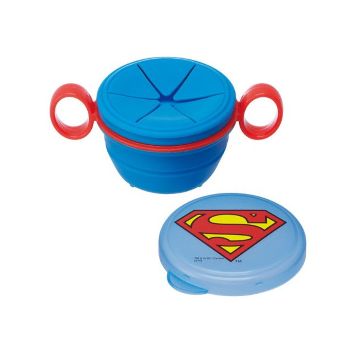 Superman Snack Container