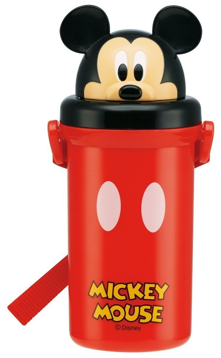 Mickey Plastic Water Bottle (550ml)