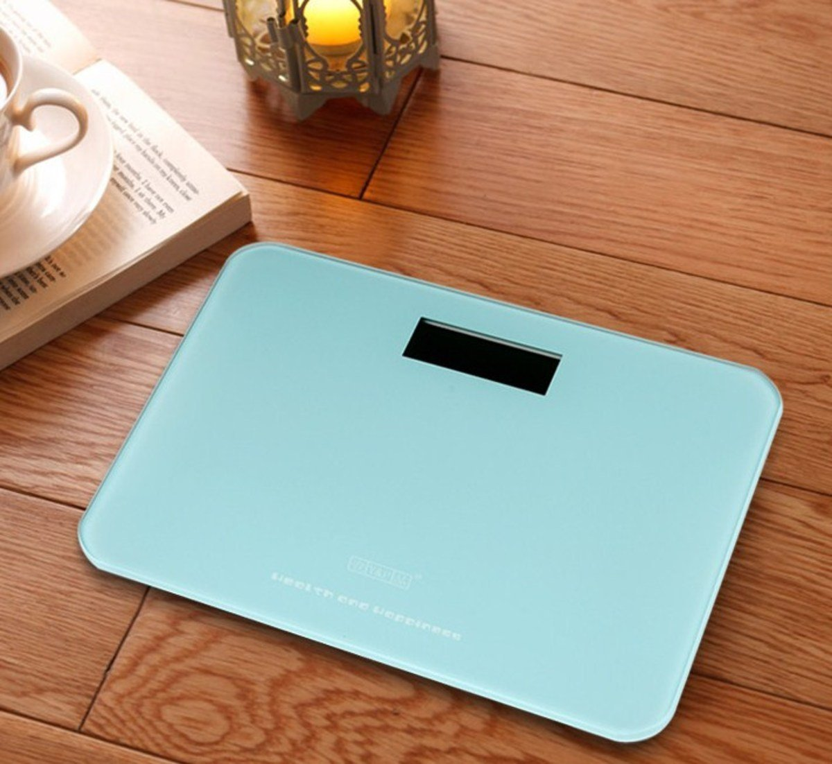 Color Electronic Scale (113 Blue)
