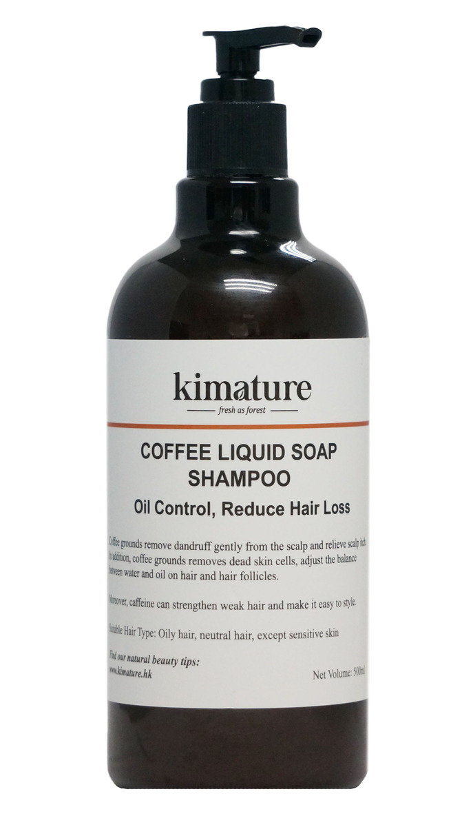 COFFEE SHAMPOO (500 ML)