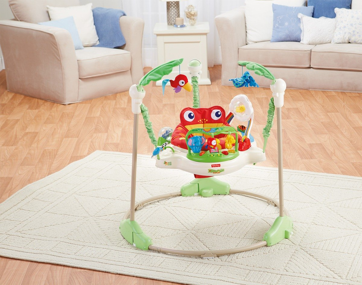 Jumperoo - Rainforest - Eng/Mandarin/Korea