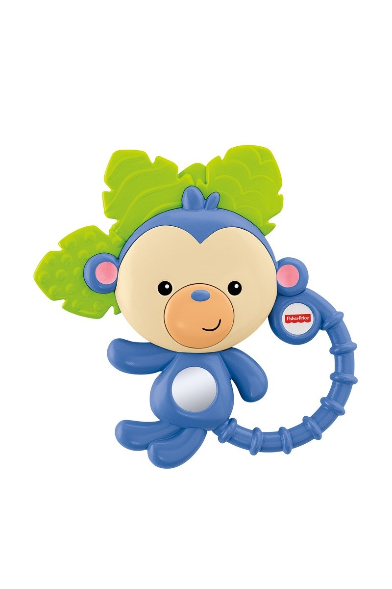 ECL New Born Monkey Ring Teether