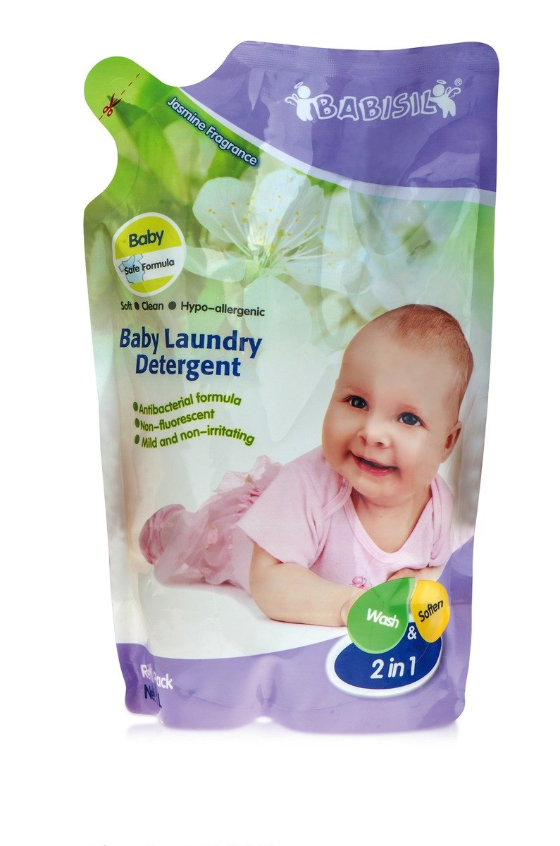 Babisil Baby Laundry Detergent Refill 1L