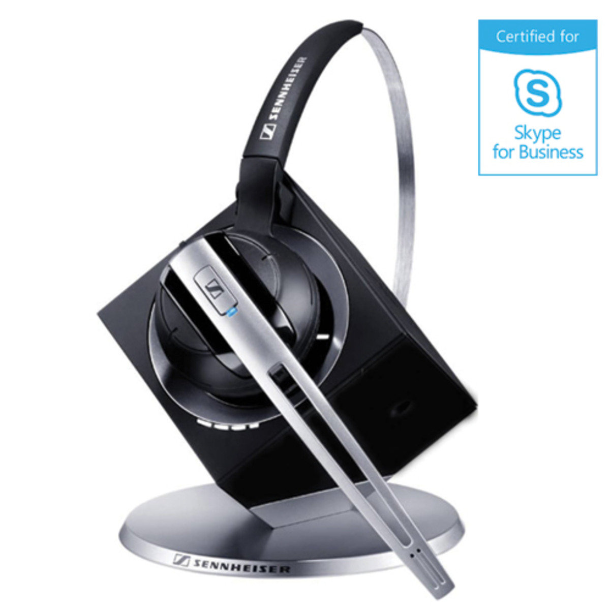 DW 10 ML Monaural 2-in-1 Wireless DECT Headset