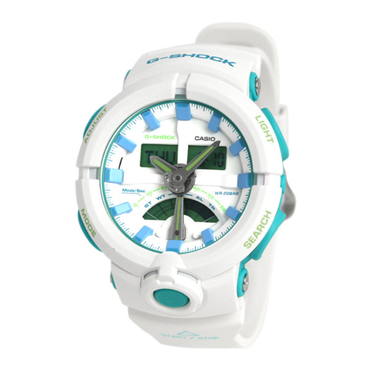 Electronic Watch - GA-500WG-7A (Parallel Import goods)
