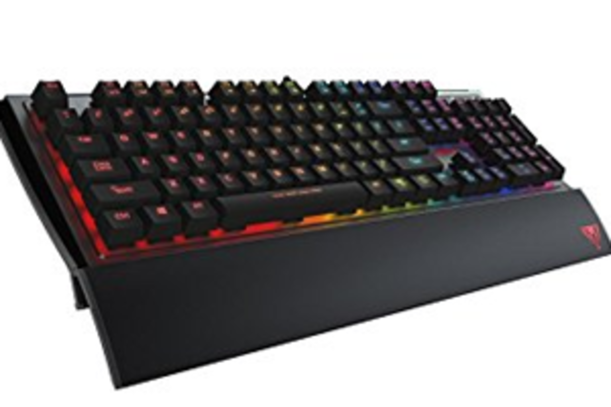 viper v760 MECHANICAL RGB GAMING KEYBOARD