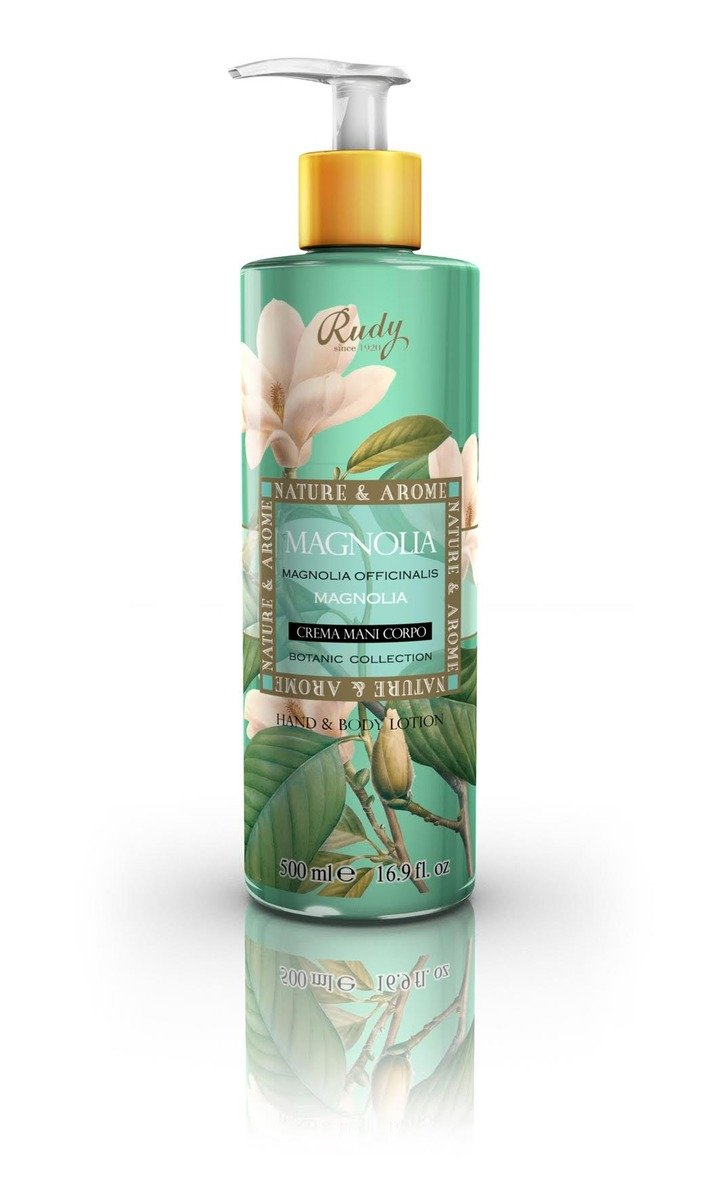 Rudy Magnolia Hand & Body Lotion