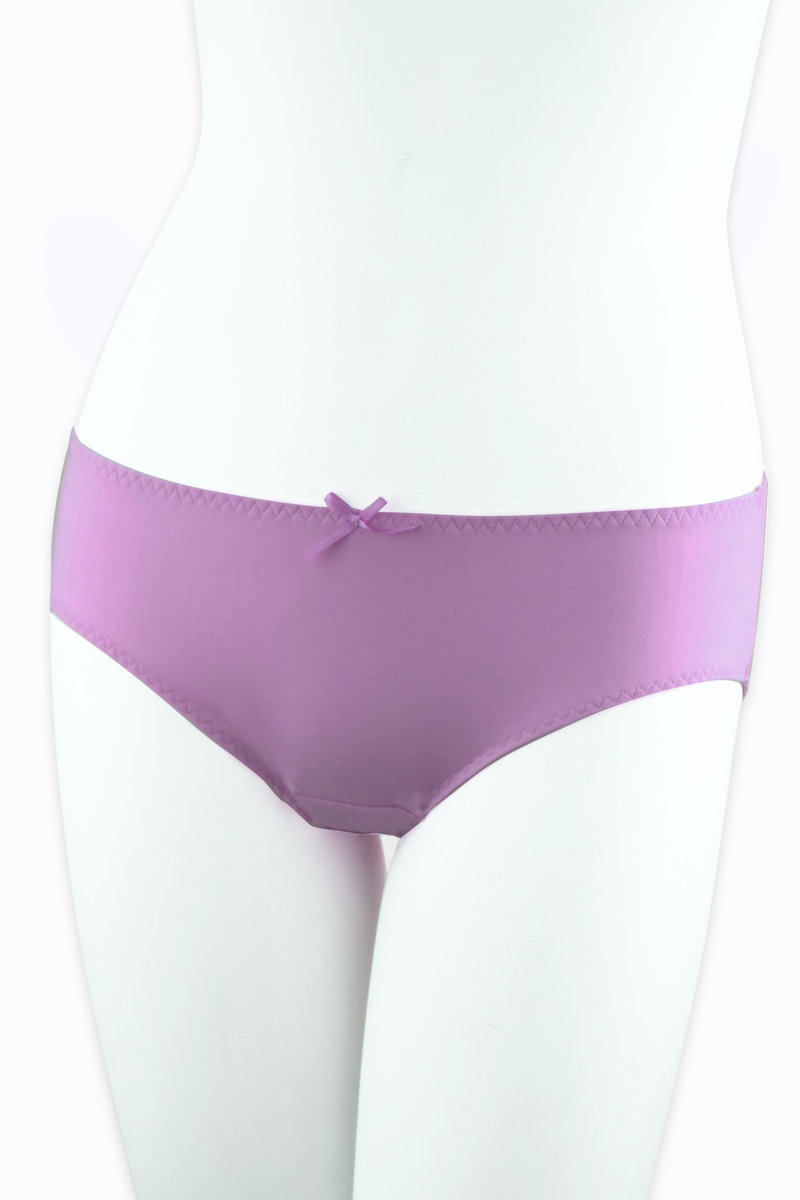 Cotton Modal Mid-Rise Hipster Panties