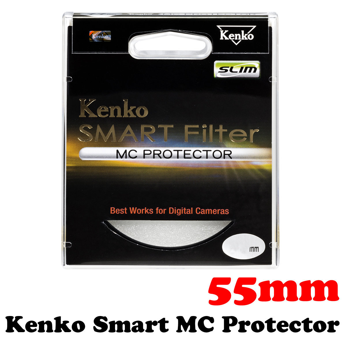 Smart MC Protector 55mm Slim Filter 超薄多層鍍膜保護鏡
