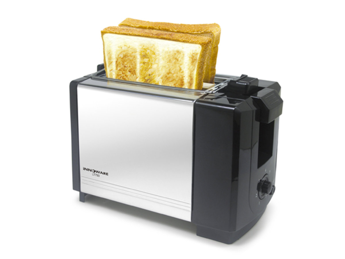 S/S Toaster - LT750