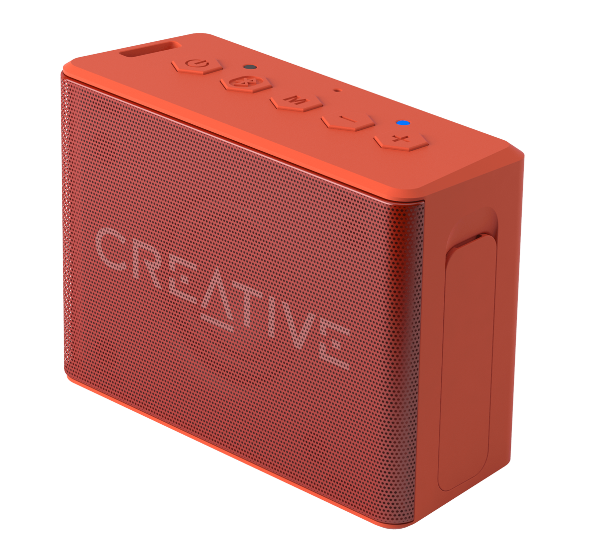 MUVO 2C Bluetooth Wireless Speaker (Orange)