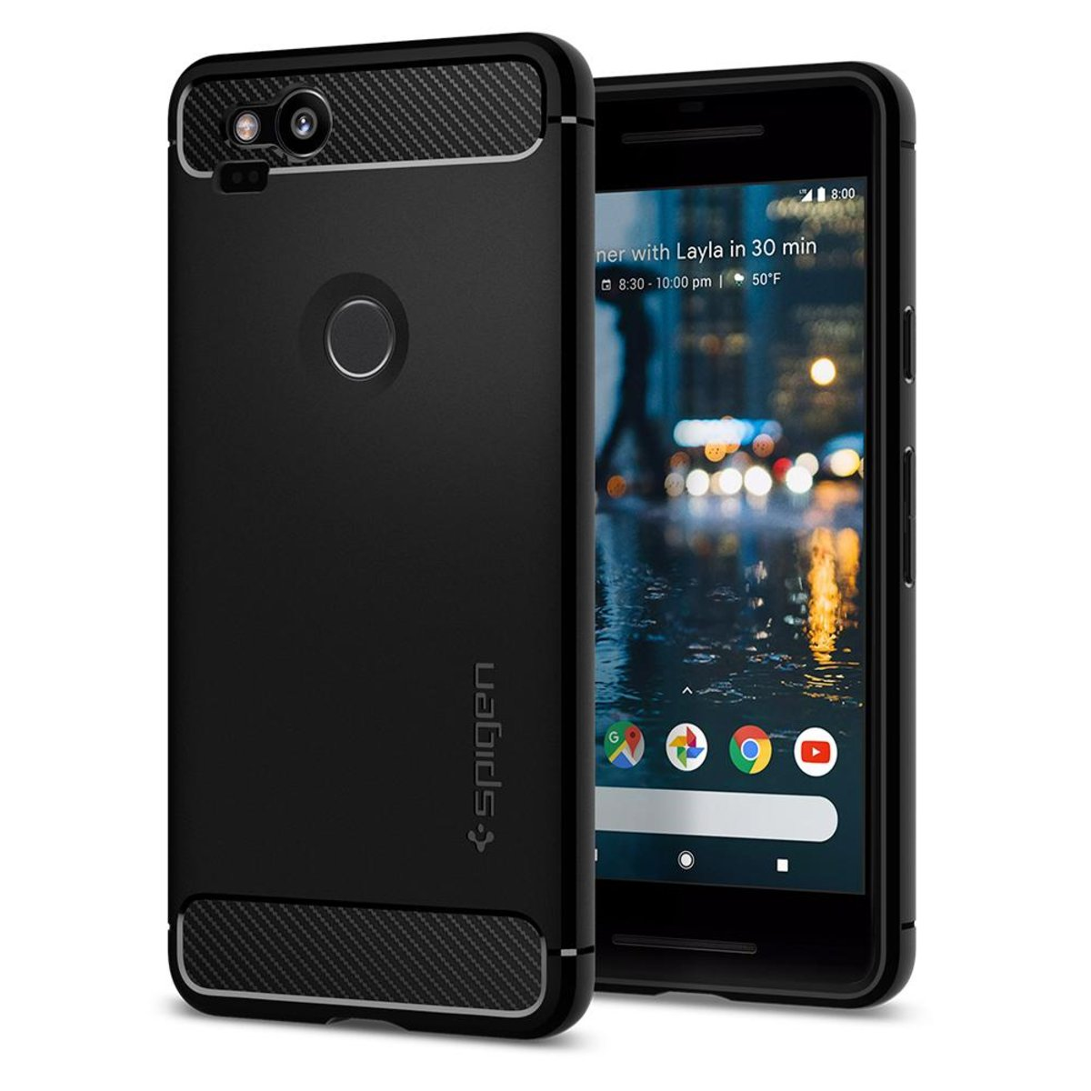 Pixel 2 Case Rugged Armor