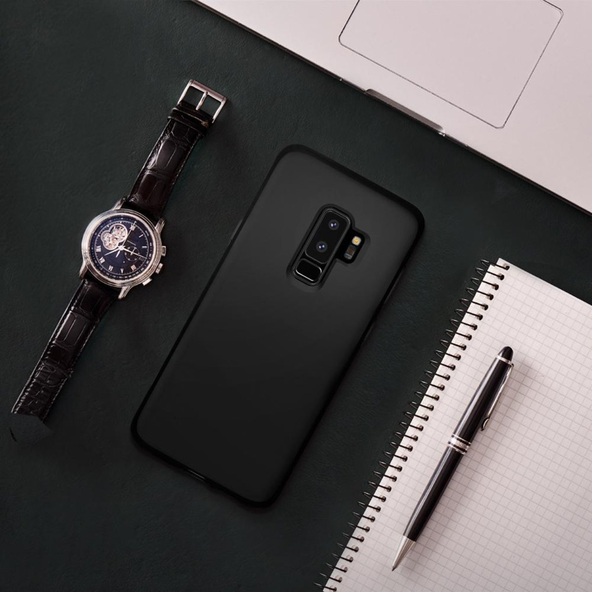 Galaxy S9+ Case Liquid Crystal