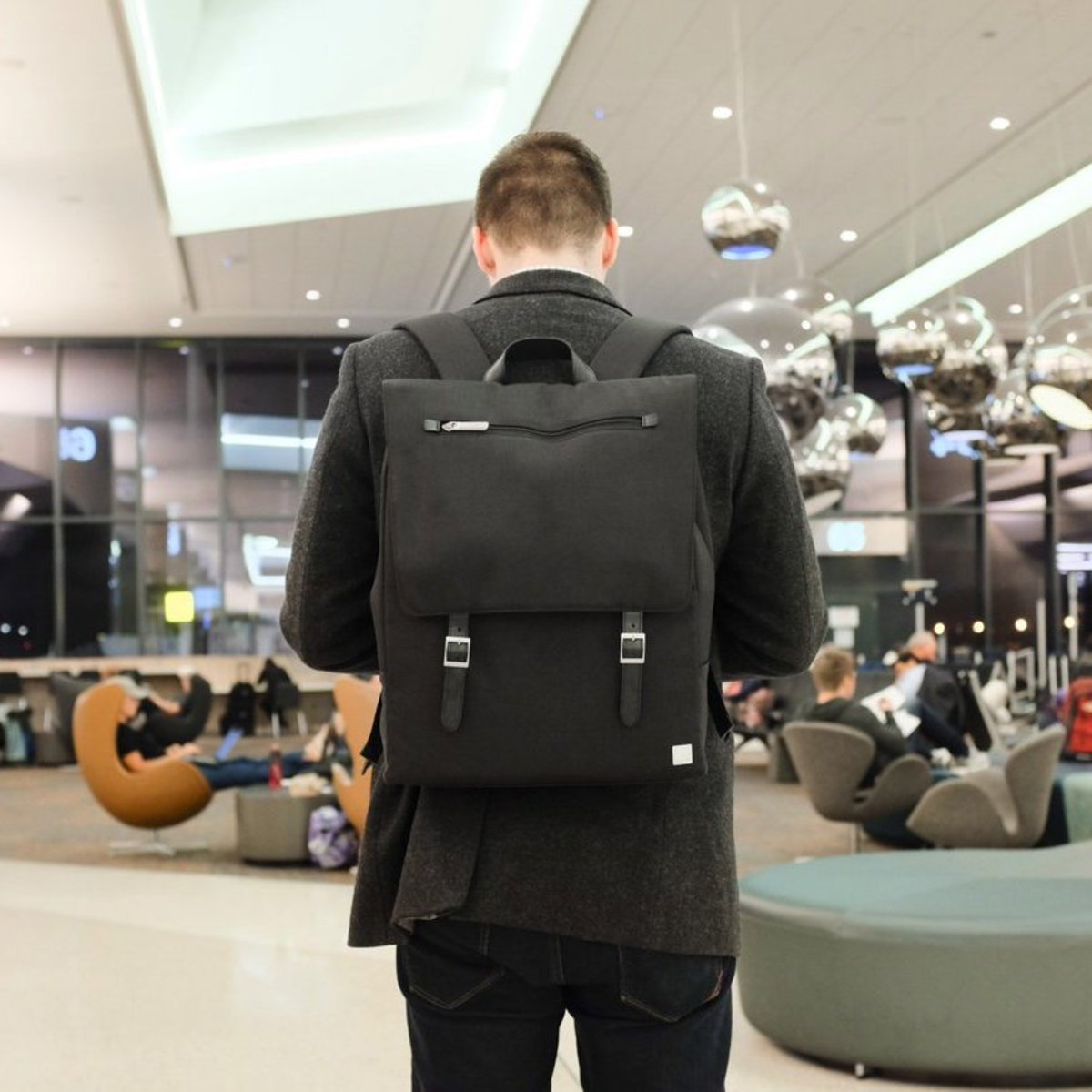 Helios Designer Laptop Backpack