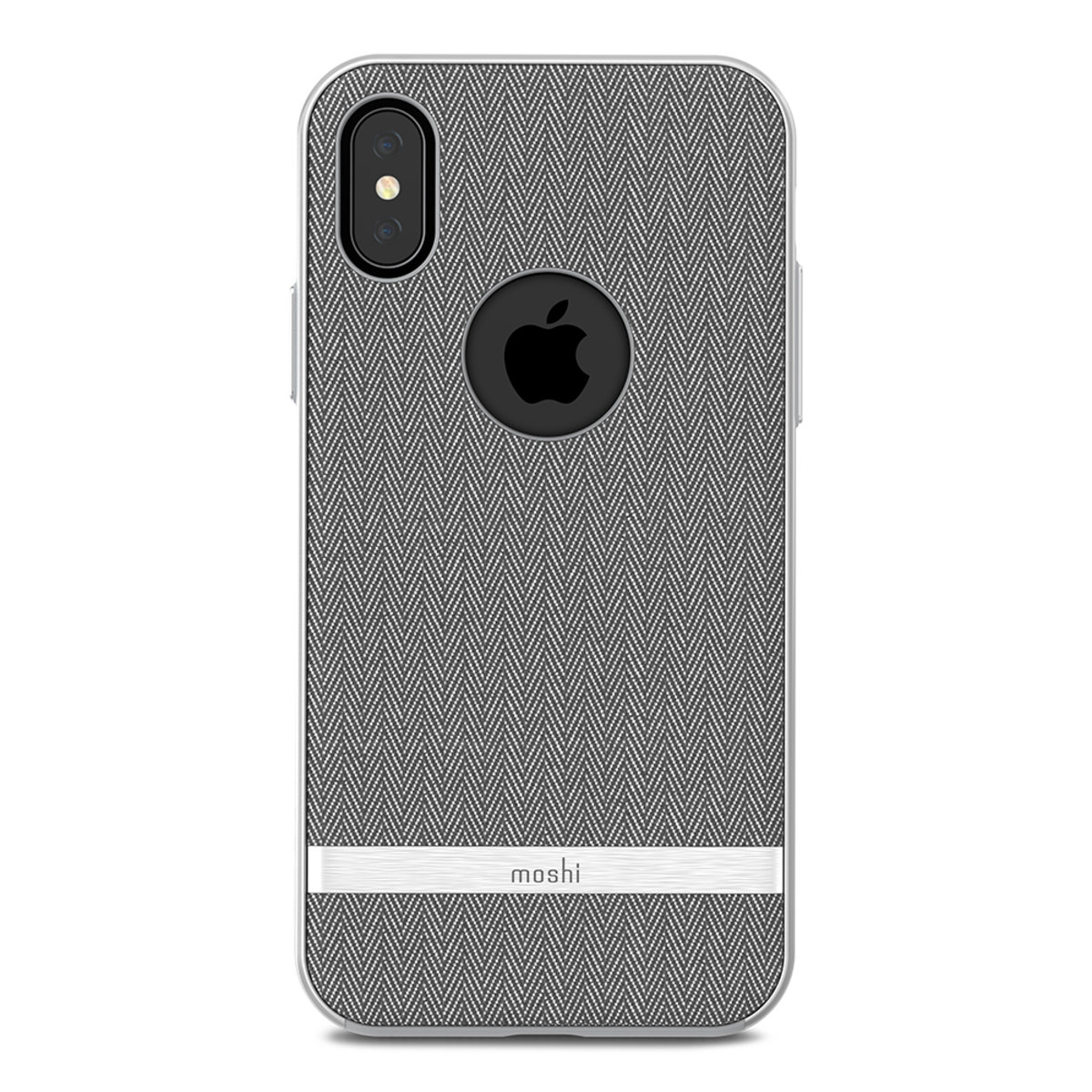 Vesta for iPhone X - Protective Fabric Case