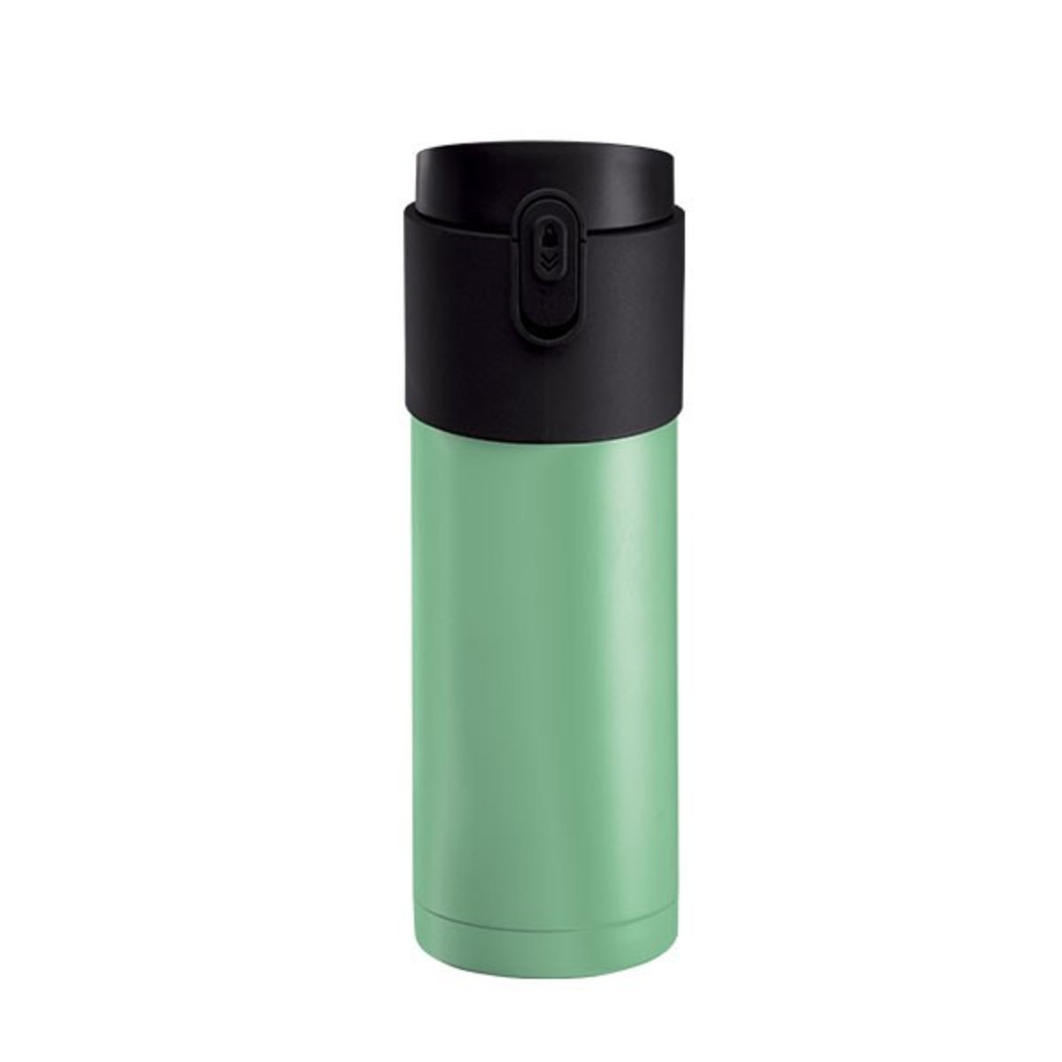 Pao Thermo Mug (Emerald Green with Black Lid)