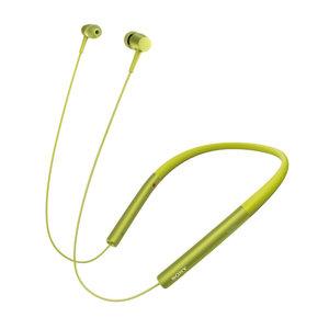 SONY MDRex750bt 入耳式耳機黃色