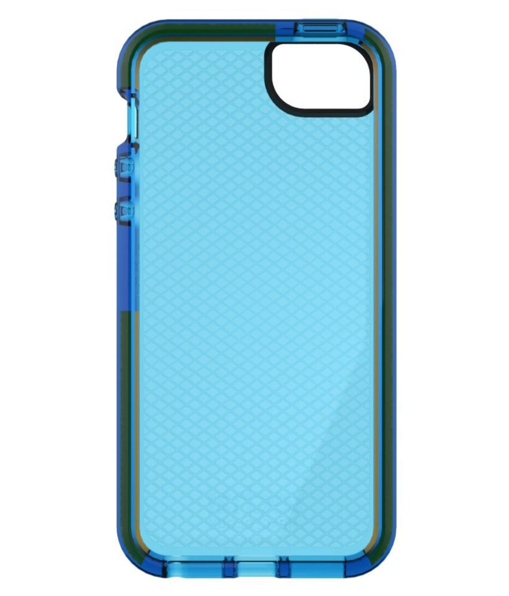 Evo Mesh Case for Apple iPhone 5/5s/5se 藍色抗震電話套