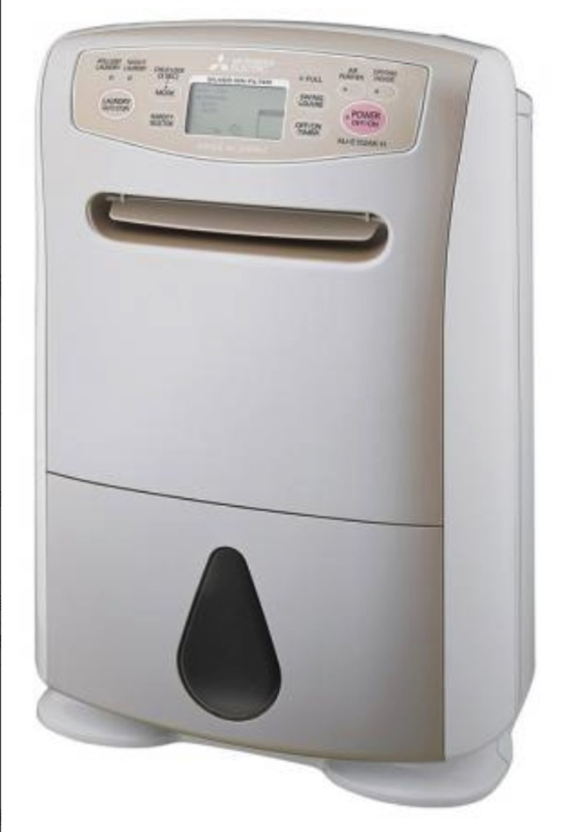 MJ-E152AK-H    Dehumidifier   (Made in Japan)