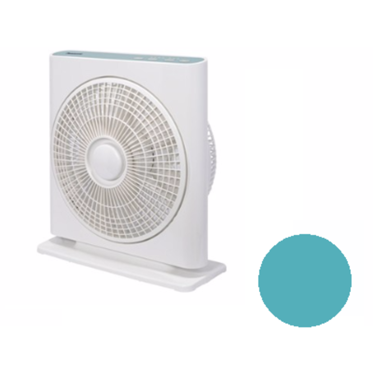 F-30STH Box Fan Metallic Green
