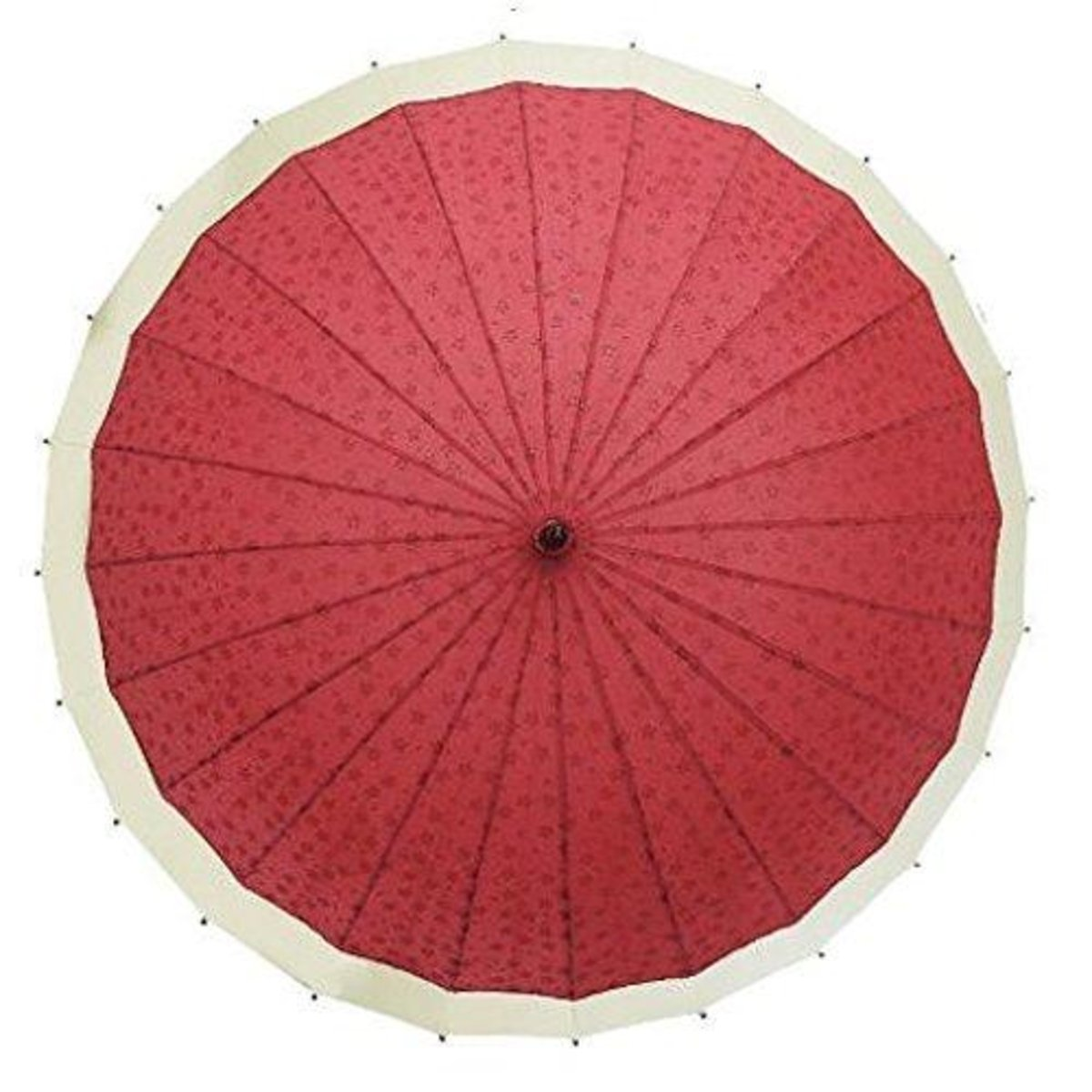 Traditional Japanese Umbrella With Water MAGIC - Red (Parallel Import Product)