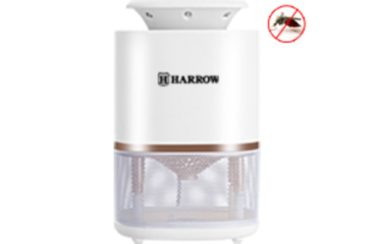 (White) Electric Indoor UV-LED Mosquito Trap