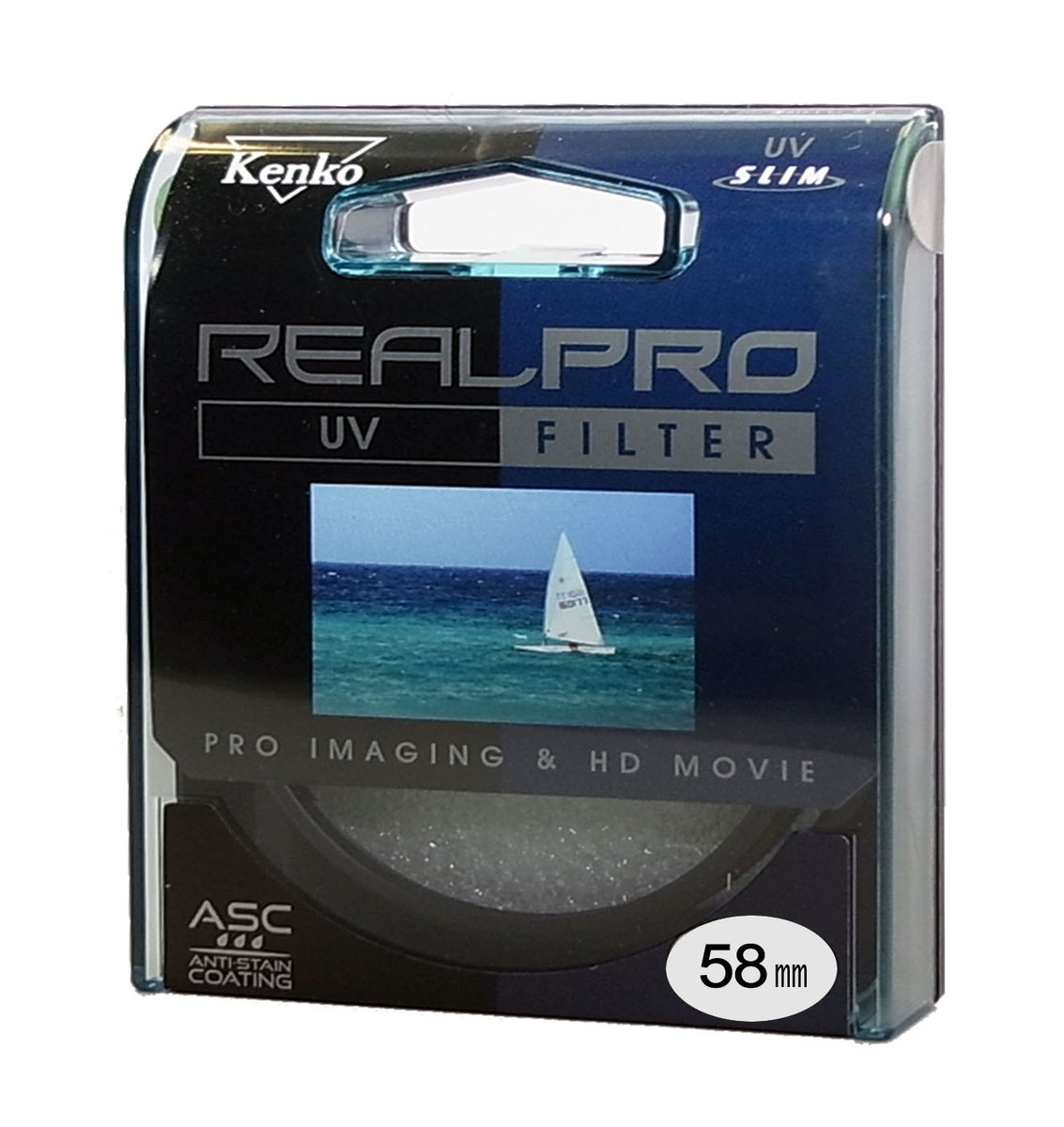 Kenko 58S Real Pro MC UV Filter