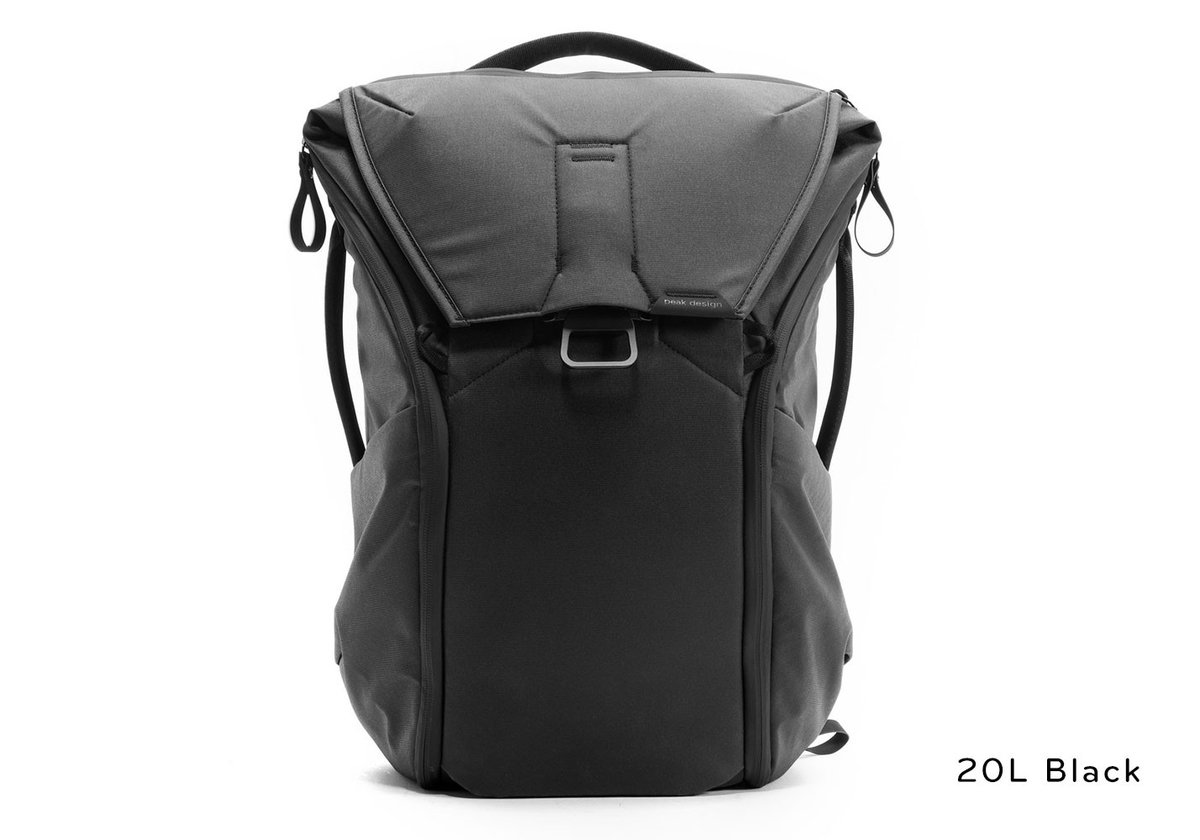 Everyday Backpack 20L - 黑色