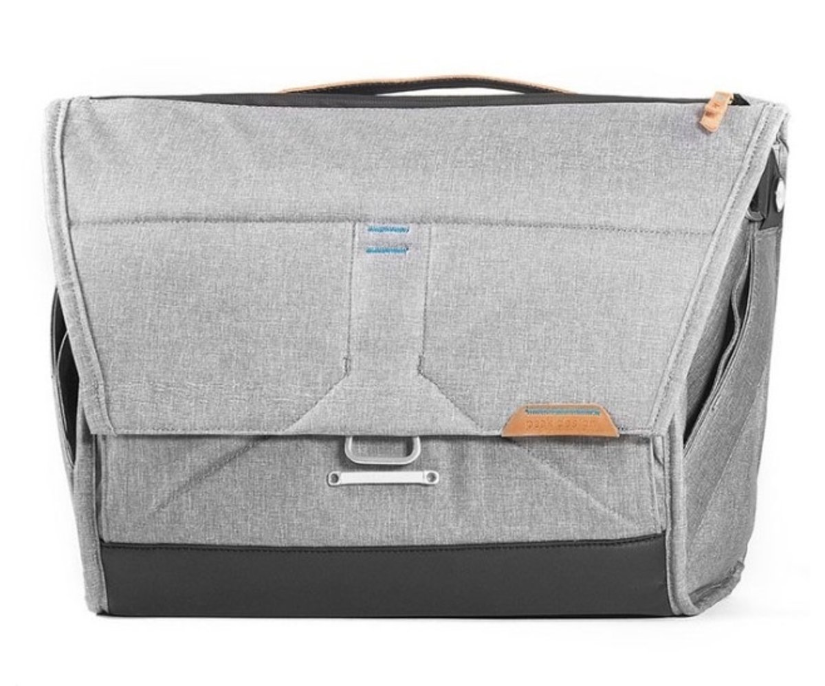 "Everyday Messenger Bag - 15"" - Ash"