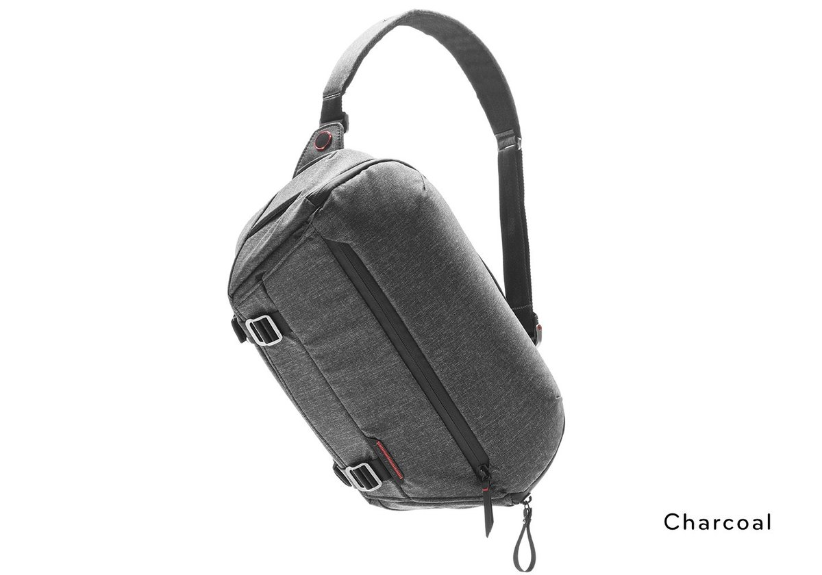 Everyday Sling - 10L - Charcoal