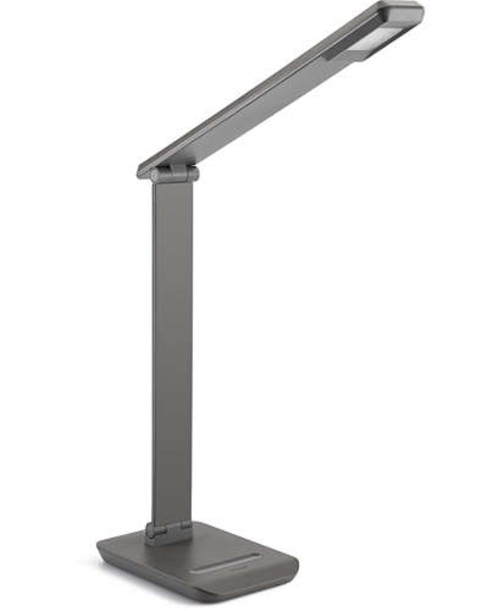 71665 Crane Table Lamp LED - Black
